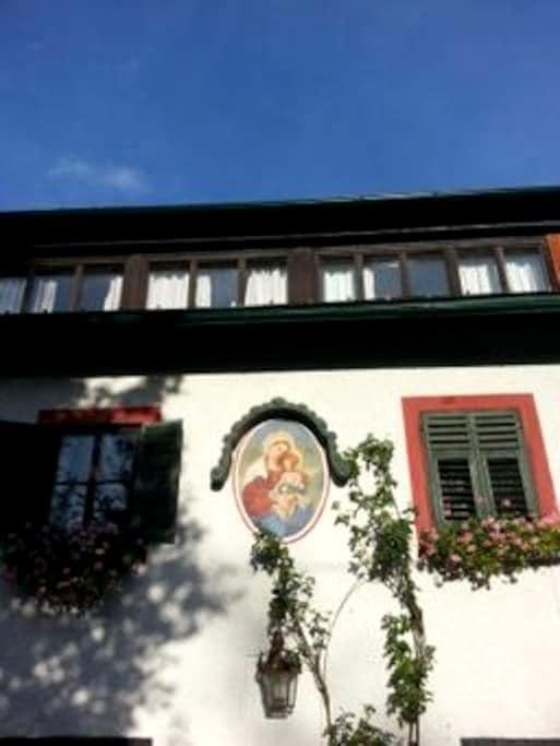 Haus Wartenberg - Familienhaus - Salzburg - Bed & Breakfast