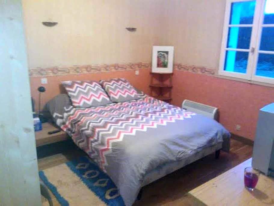 Chambre dans maison - Moréac - Hus