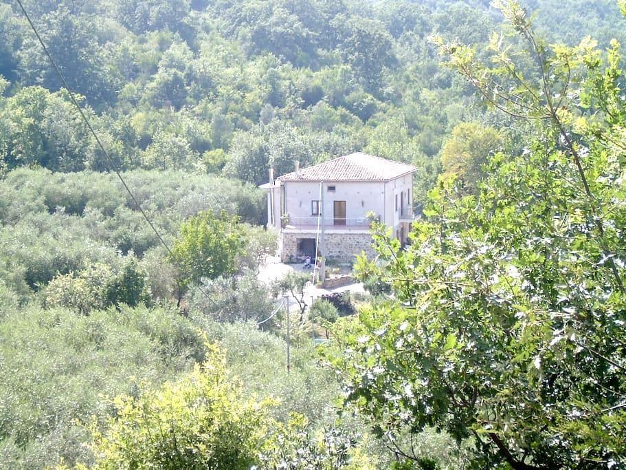 2 camere matrimoniali  con bagno in - Felitto - ที่พักพร้อมอาหารเช้า