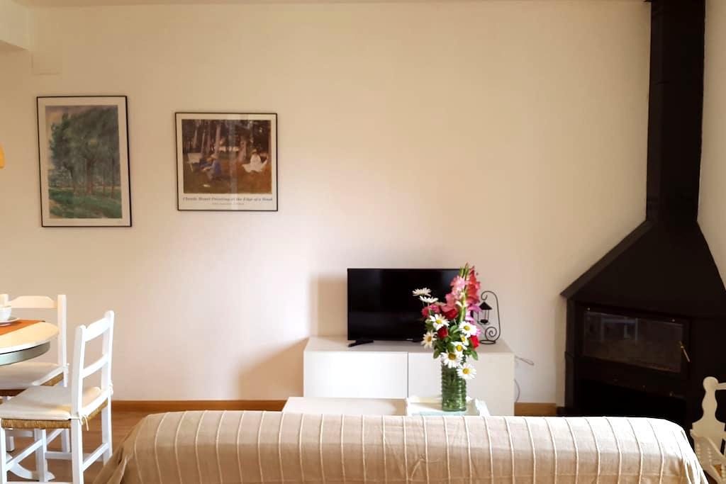 Apartamento dúplex en el Pirineo. - Campo - Lägenhet