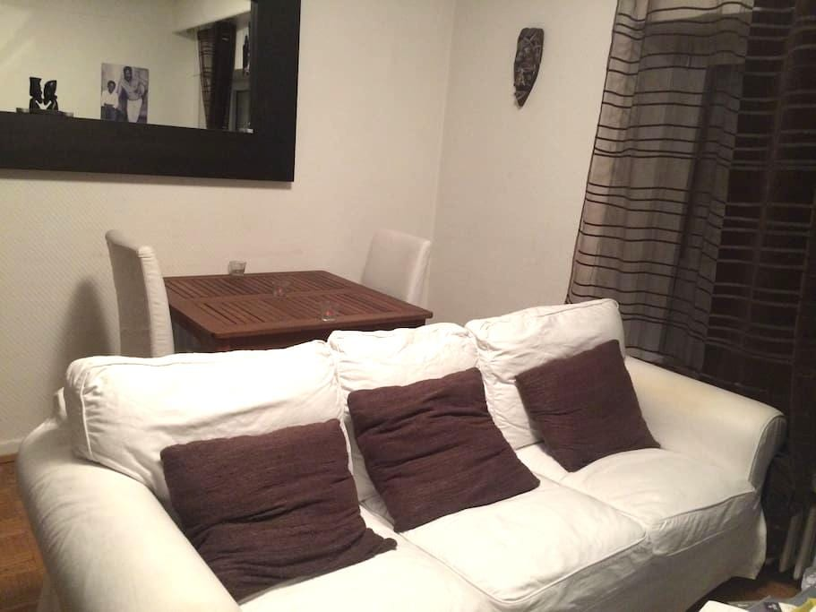 Cosy room in Luxembourg City center - Luxembourg - Apartment
