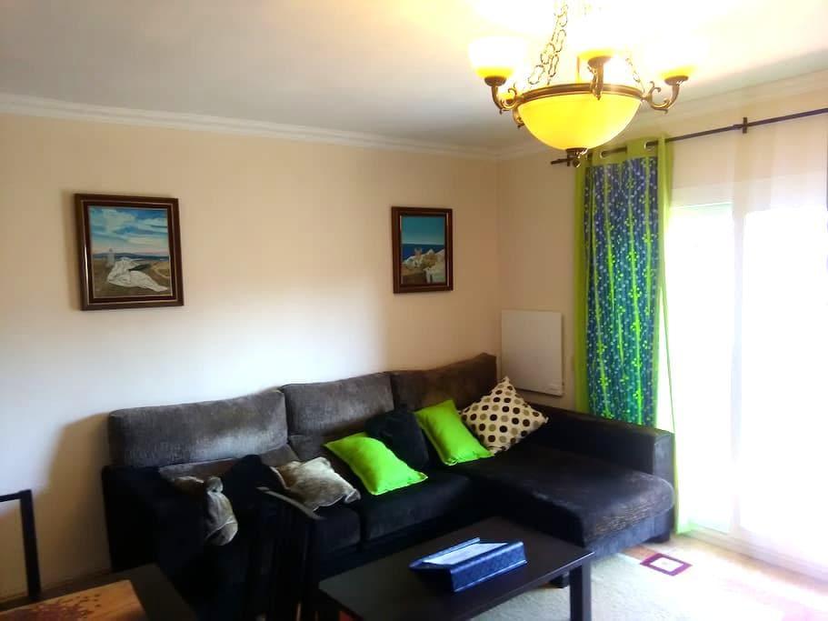 piso comodo y situado a 600 m del centro de Girona - Girona - Apartment
