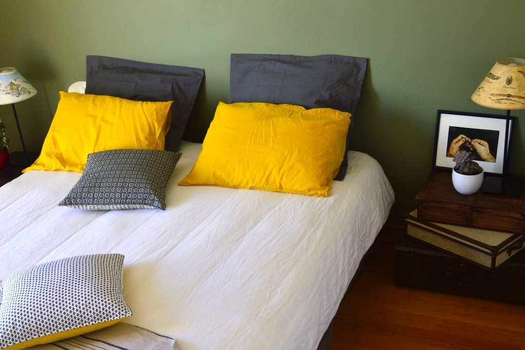 Maison d'hôtes et table d'hôtes - La Barthe-de-Neste - Bed & Breakfast