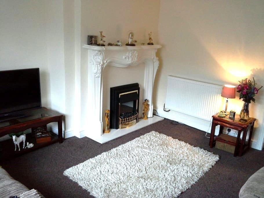Complete house pets welcome - Easington Colliery - Dům
