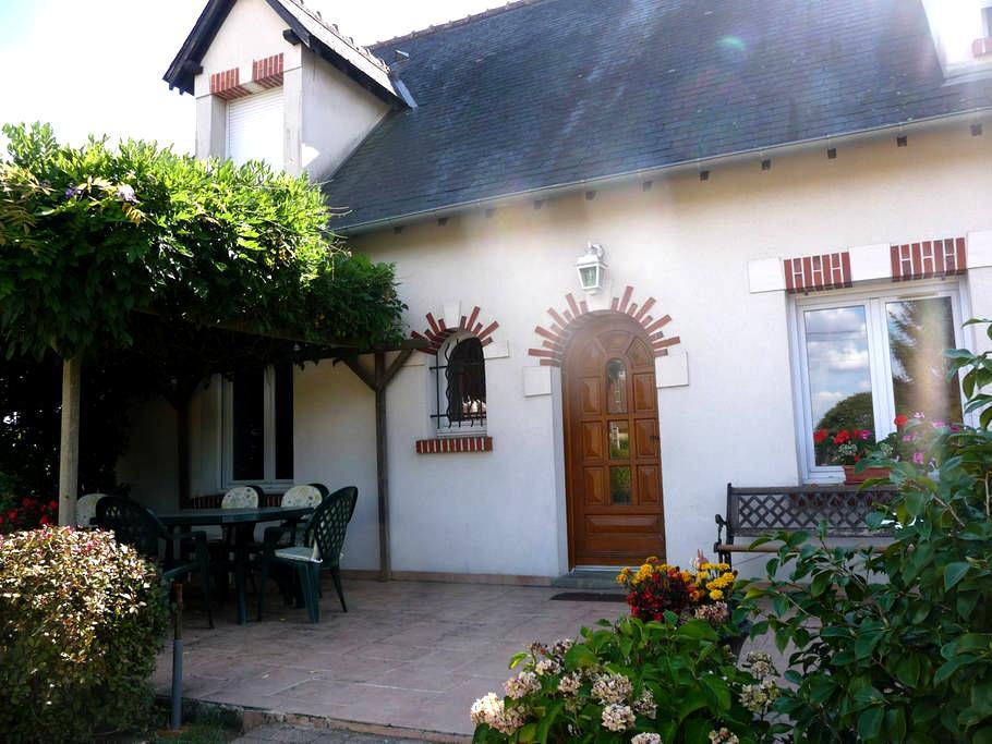 sur circuit loire a velo et chateau - Candé-sur-Beuvron - Casa