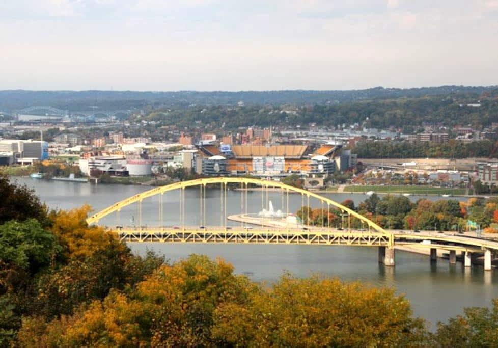 MT Washington Off Grandview, Lg Wonderful Studio - Pittsburgh
