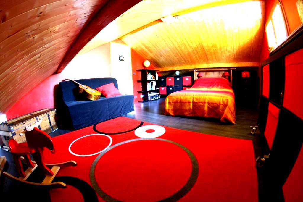 Grande chambre en Maurienne - Argentine - 獨棟