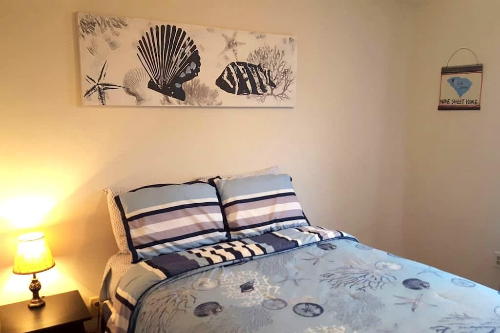 Cozy pet friendly room near ocean! - Myrtle Beach - Apartment