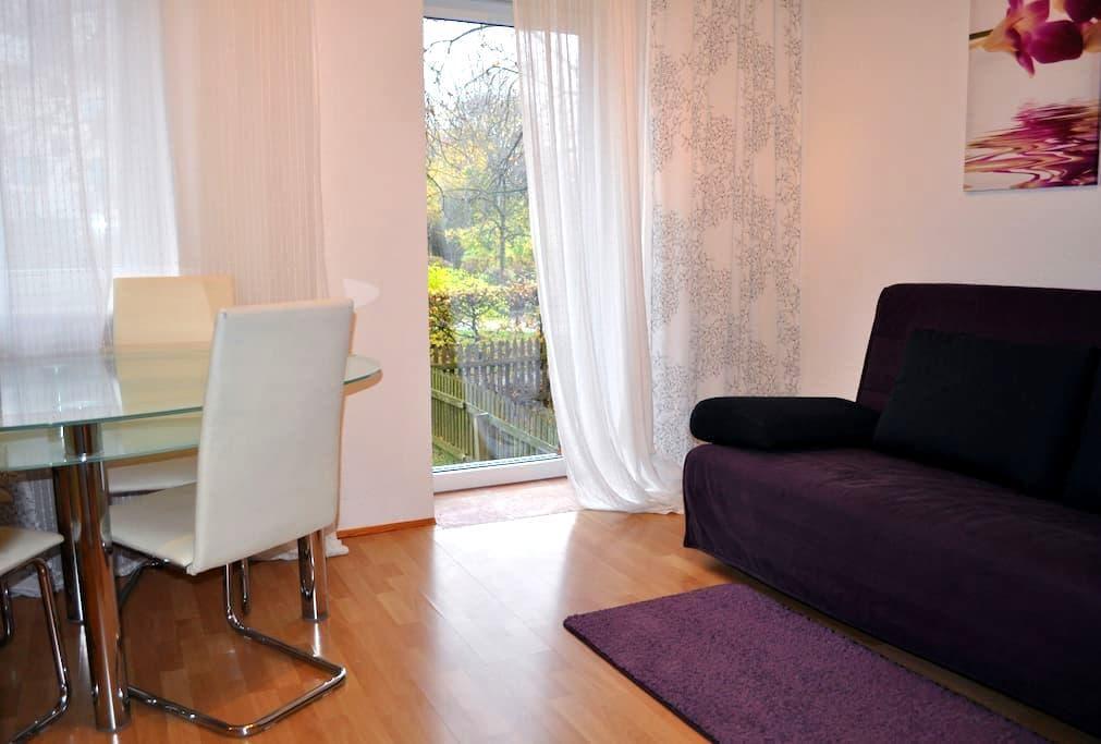 Modern flat btw. Munich+Bav. Lakes - Kaufbeuren - Διαμέρισμα