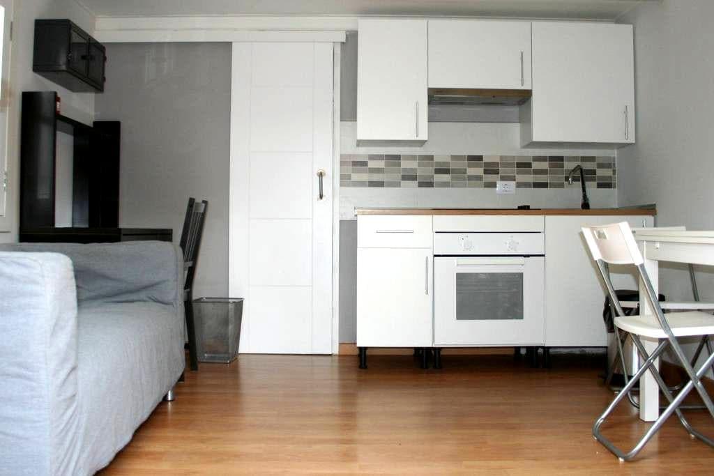 Precioso apartamento pequeño - Tafira Alta - Apartamento