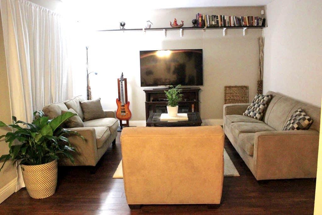 Calm/clean family home Sacramento - North Highlands - House