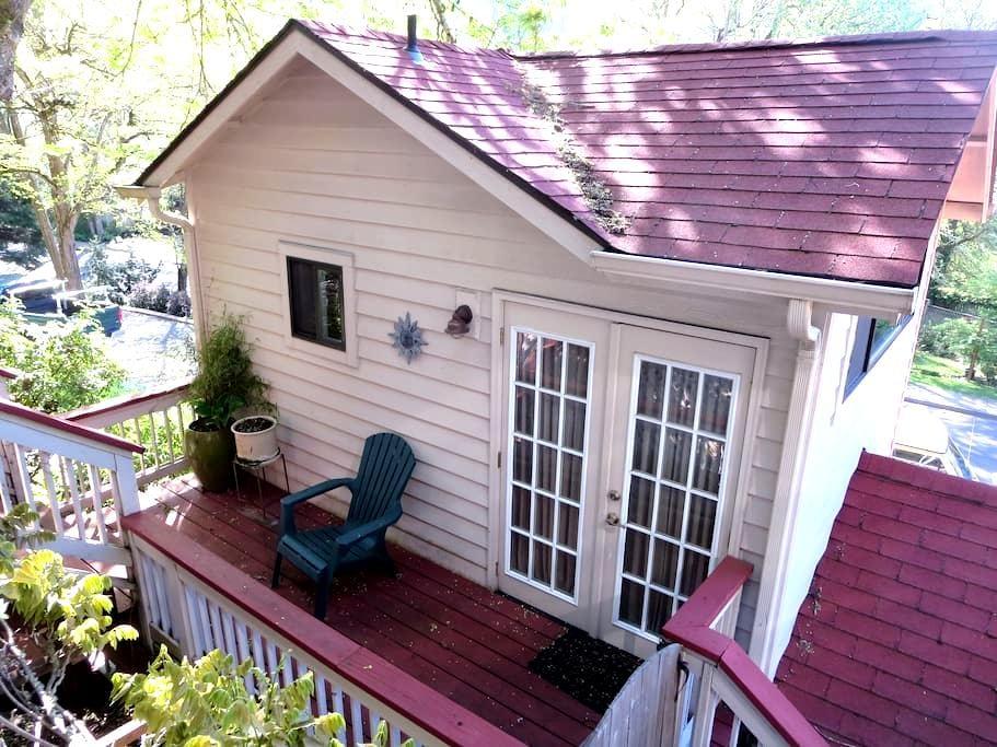South Hills Loft - Eugene - Çatı Katı