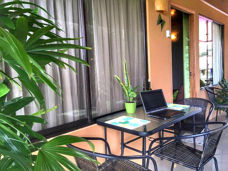 #9 Fully Furnished Apartment wifi & A/C - La Fortuna - Apartment