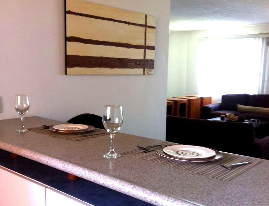 Depa dos pisos Milenio III - Santiago de Querétaro - Apartment