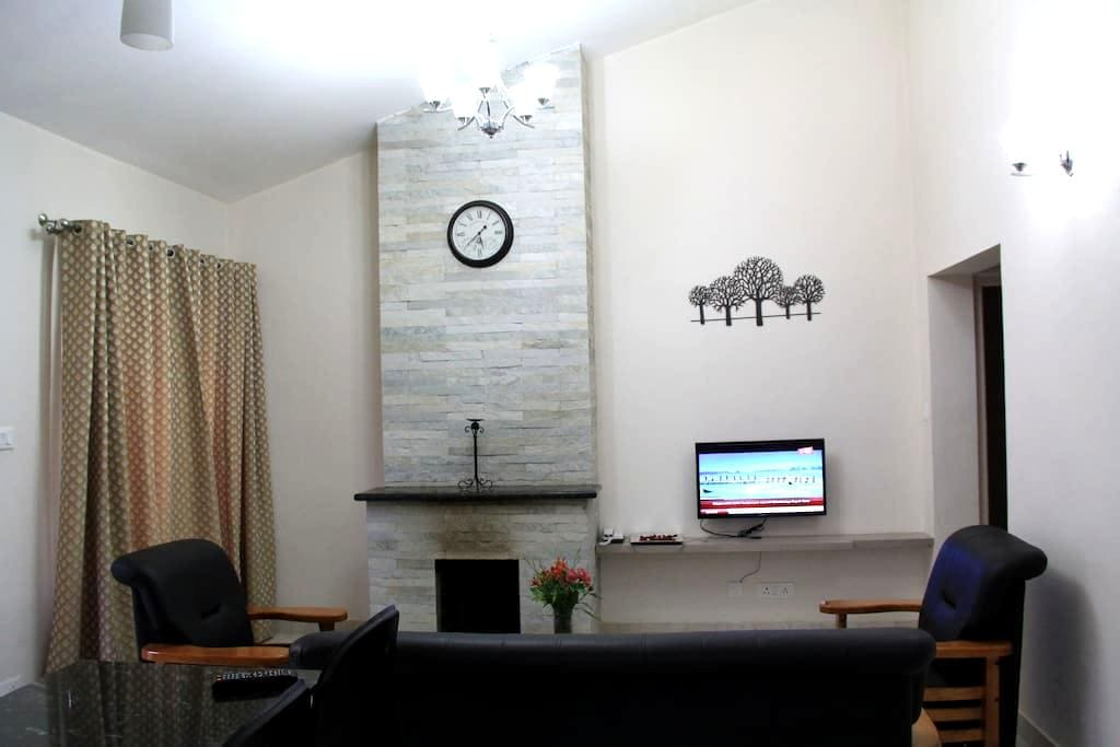 Two Bed Apartment - Himalaya @Two Seas Residence - Ooty - Apartamento