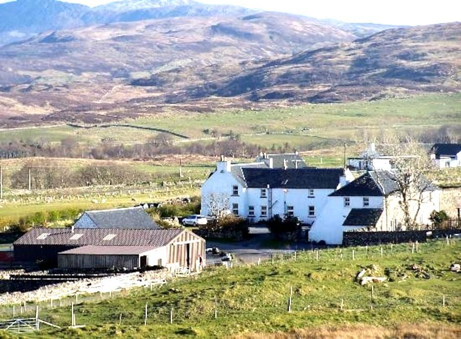 Farmhouse bed and breakfast, Islay - Port Askaig - Bed & Breakfast