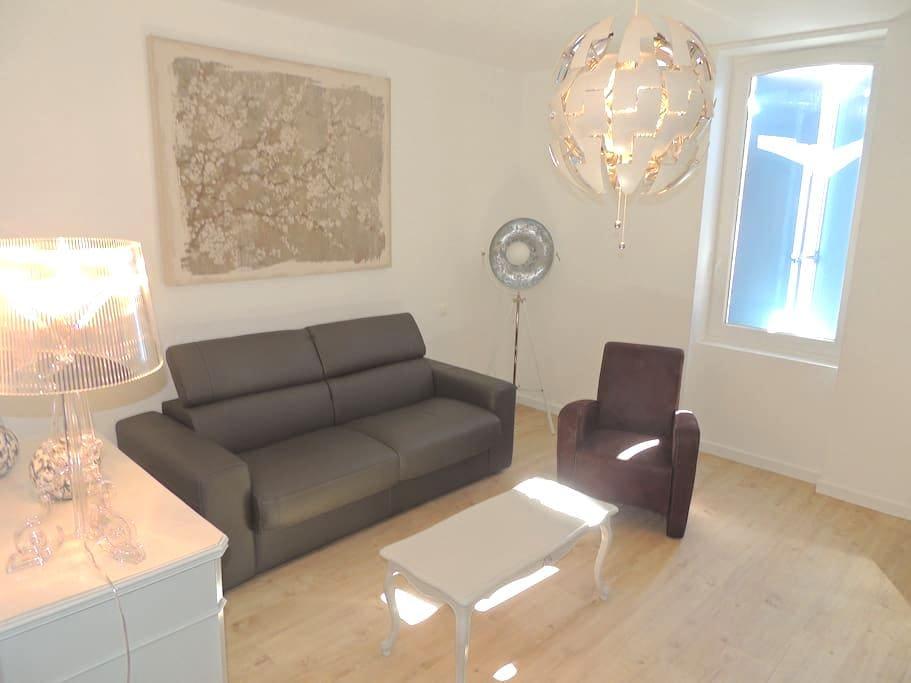 ALBI CENTRE HISTORIQUE-T2 JARDIN - Albi - Lägenhet