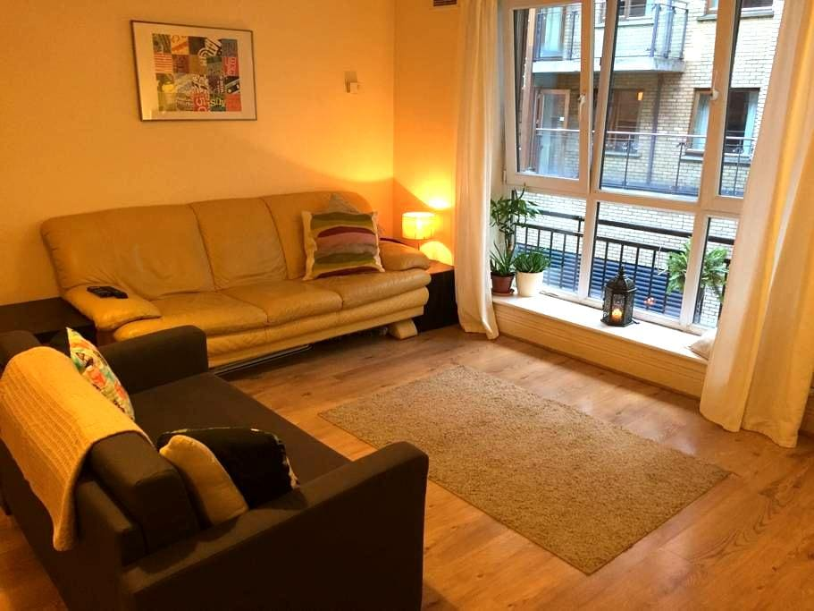 Central & cosy 1 bedroom apartment - Dublin - Apartment