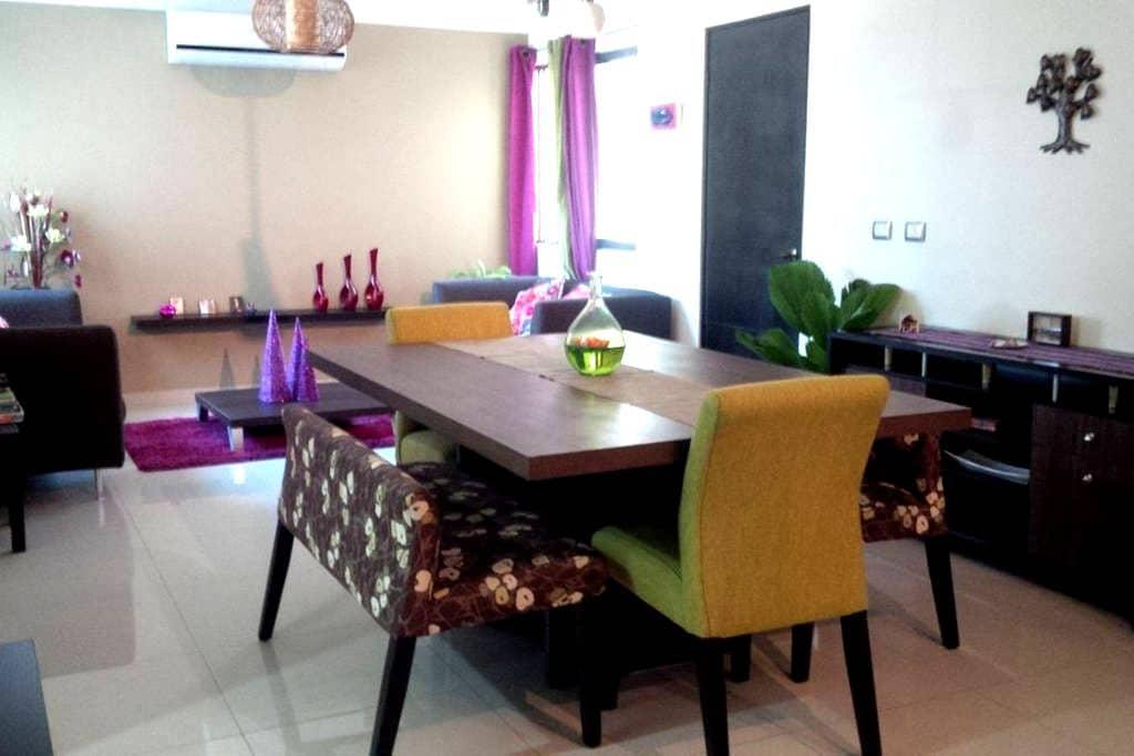 Room at a modern apartment - Villahermosa - Квартира