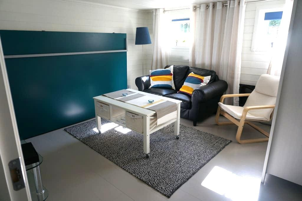 Cosy apt. close to city center - Stavanger - Appartement