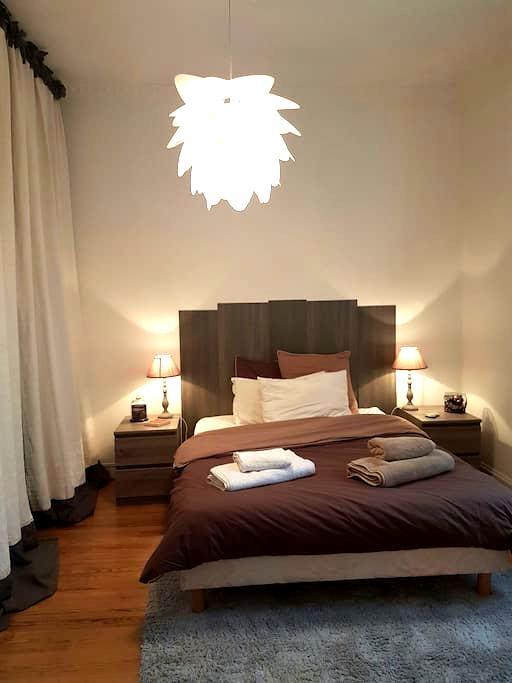 F2 tt confort pour séjourner à Metz - Montigny-lès-Metz - 公寓