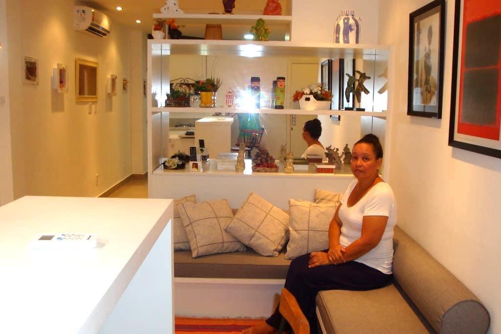 Exclusives Appartement in Copacabana - リオデジャネイロ - アパート