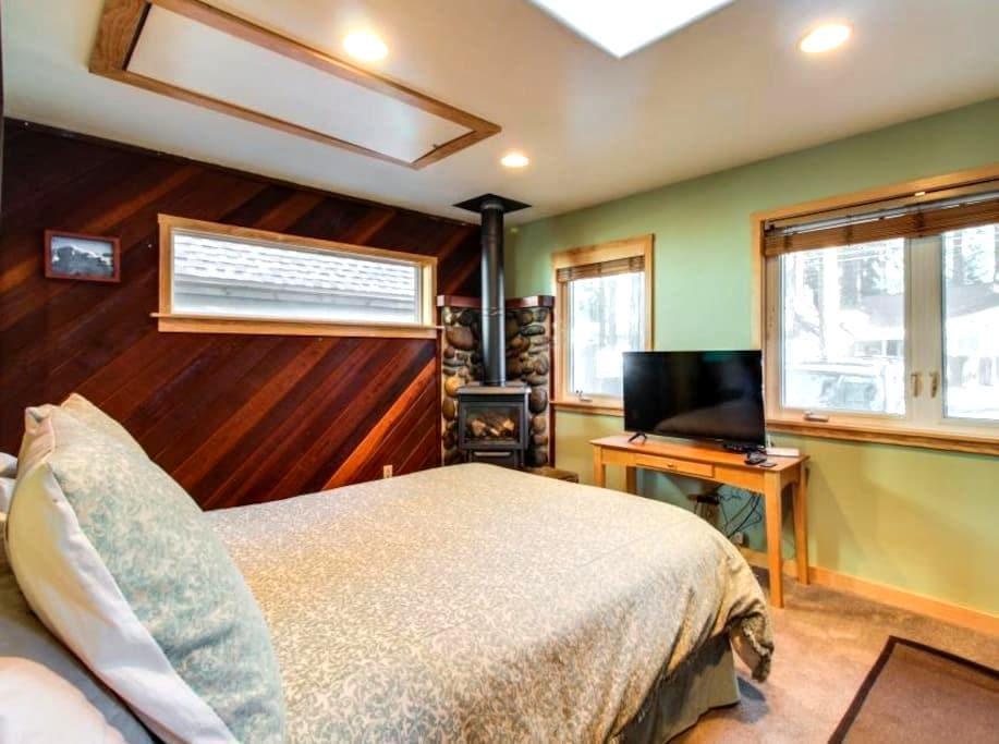 Studio Apartment Tahoe Vista - Tahoe Vista - Bungalow