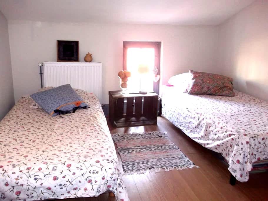 Chambre mansardée centre ville historique - Béziers - Apartamento