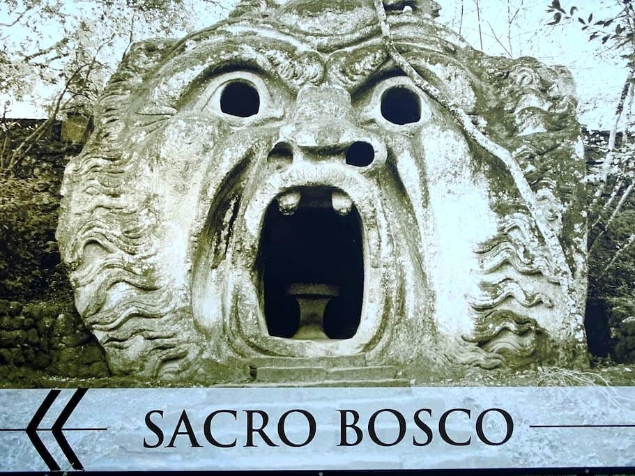 Bomarzo Park of Monster, B&B La Casa del Sole 1 - Bomarzo - Bed & Breakfast