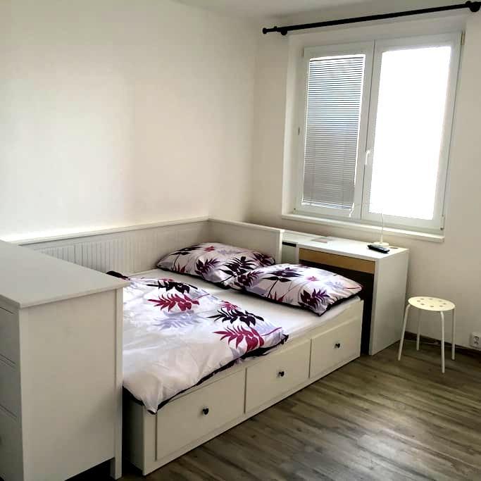 Hezký útulný byt v dosahu MHD Brno - Brno