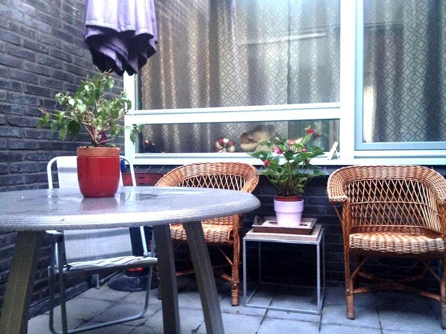 B&B near Utrecht, Vianen - Vianen - Appartement