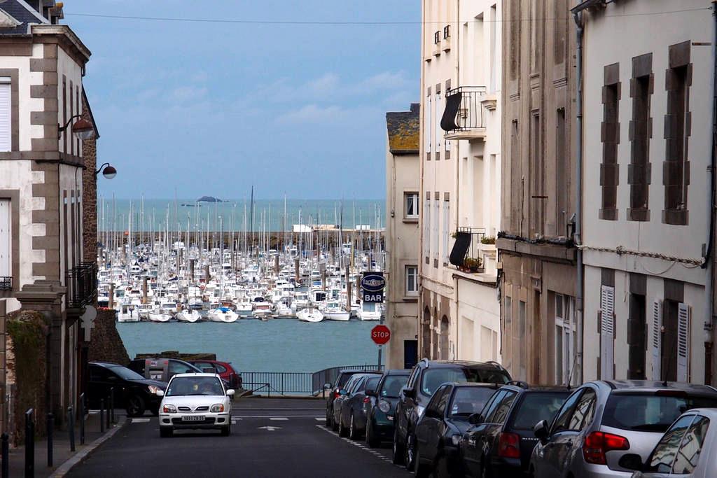 """Maison de jardin """" Cognac"""" - St-Malo"""