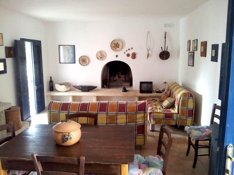 Bilocale 1 litoranea Porto Badisco-Otranto - otranto - House