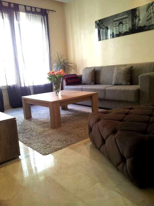 Magnifique appartement centre ville de Casablanca - Casablanca - Apartment