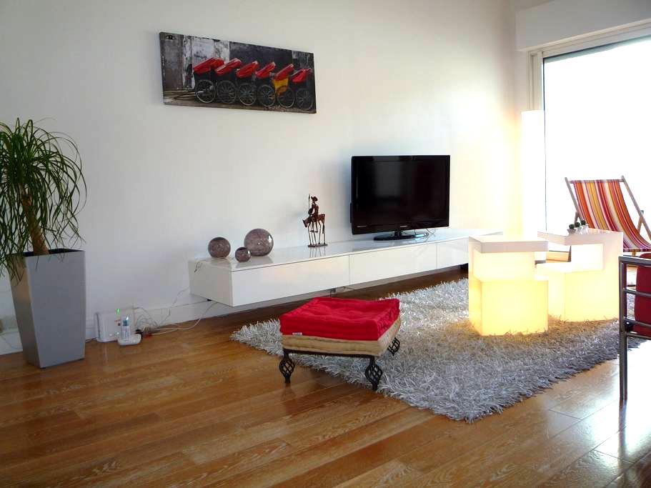 Maison lumineuse et calme  140 m2 - Bègles - Casa