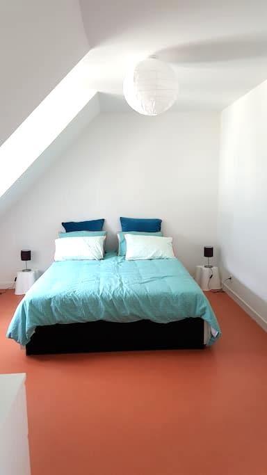 Appartement F2 dans résidence calme et sécurisée - Saint-Cast-le-Guildo - Appartement