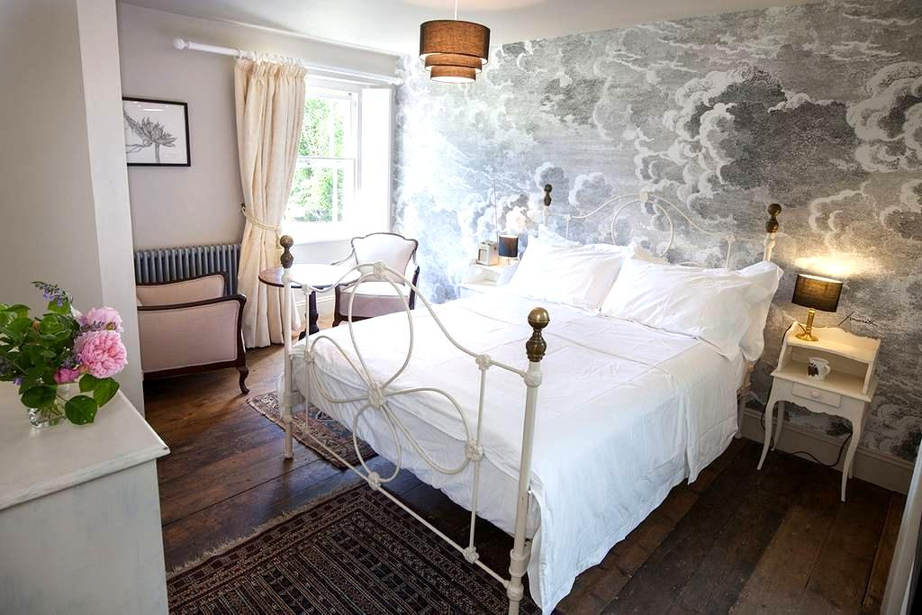 Coombe Farm Goodleigh B&B - Cloud room - Goodleigh - Bed & Breakfast