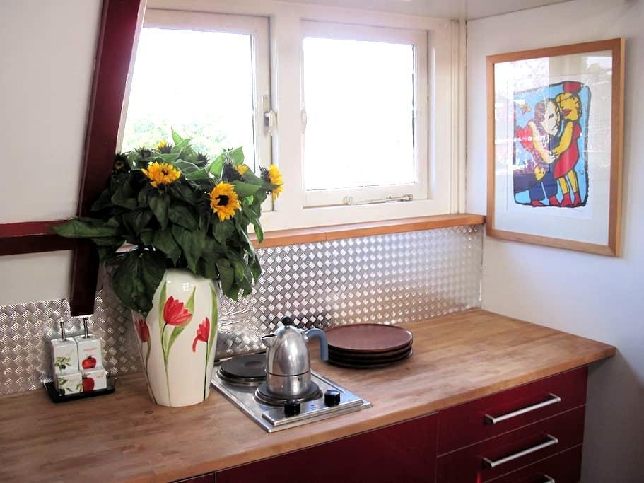 B&B Pottery - Ruime vintage studio  - Geldrop - Bed & Breakfast