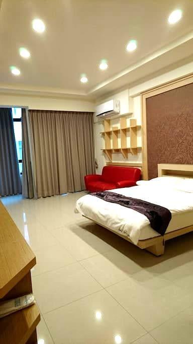 鹿境旅店-典雅雙人房 - 羅東鎮 - Apartment