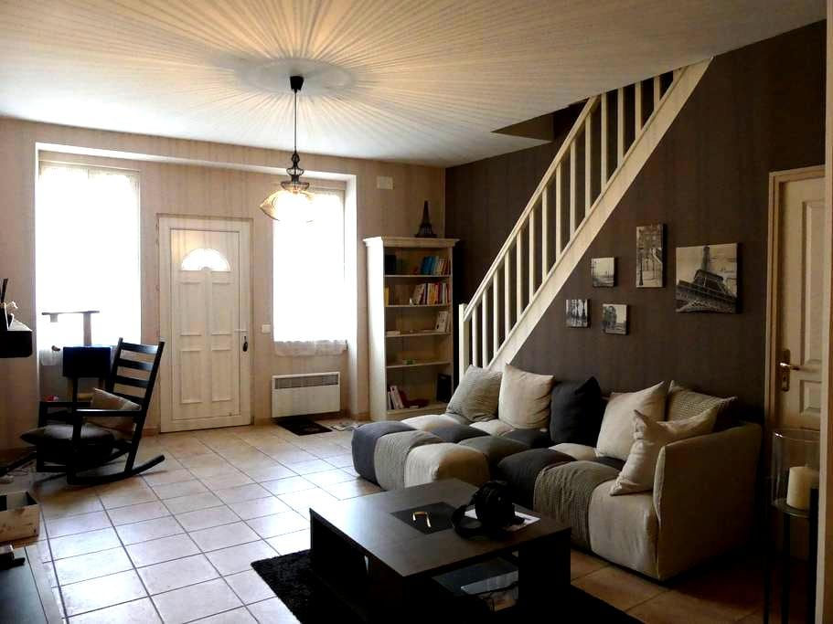 Maison à 2 pas des montagnes - Labarthe-Rivière - Huis