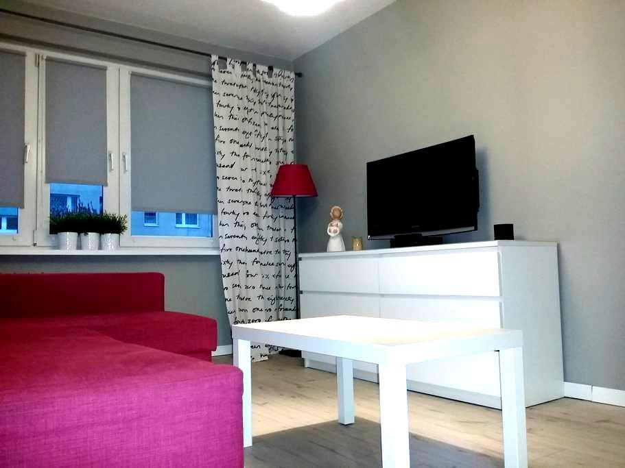 Mieszkanie w budynku wielorodzinnym - Leszno - Hus