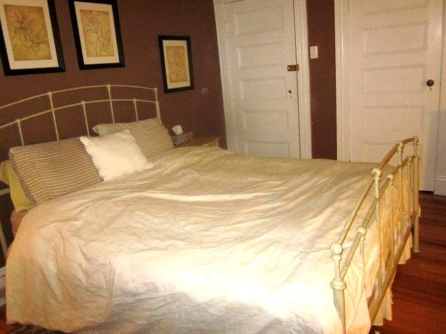 The Trail View Inn - Hunter - Bed & Breakfast