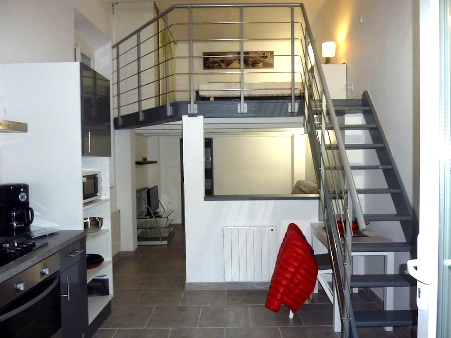 T1 34m2 avec mezzanine - Port-de-Bouc - Αρχοντικό