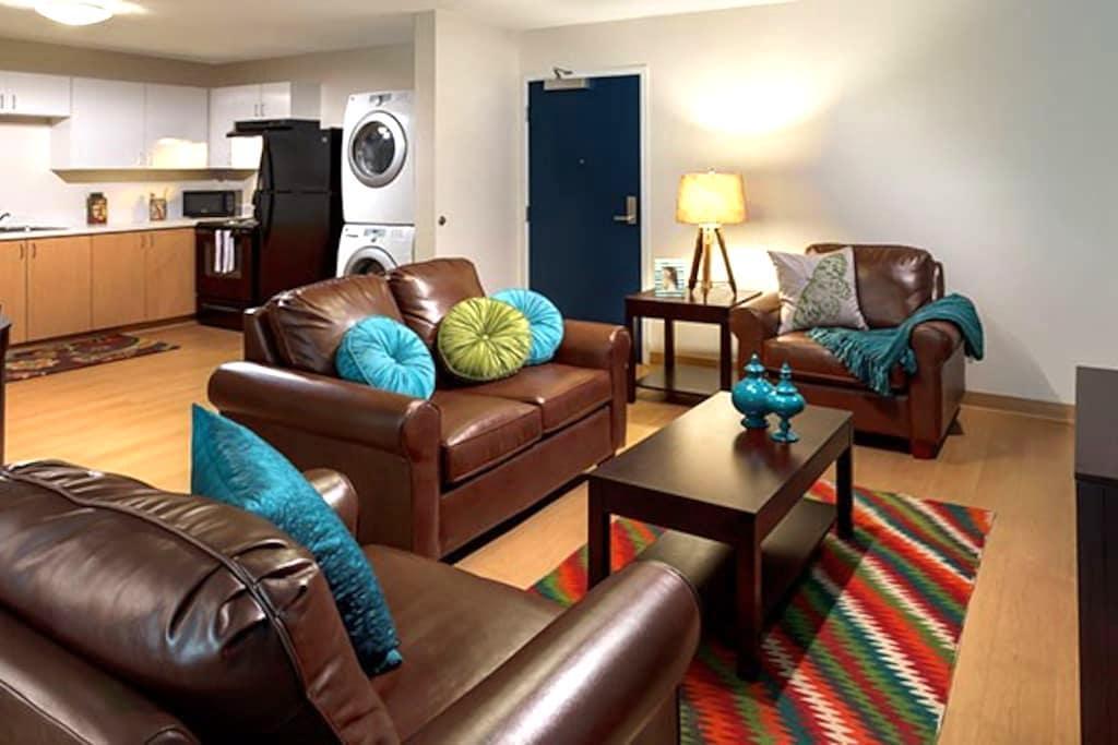 CBC-2 Bedroom Apt.-5 mins to Syracuse University - 錫拉庫扎 - 公寓