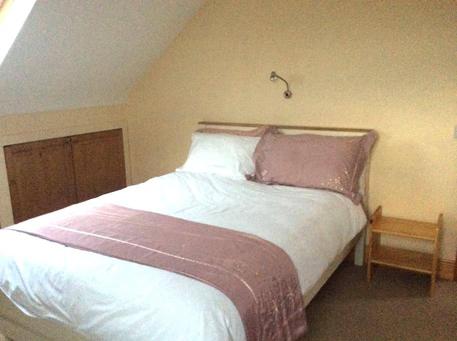 Ensuite double room - Ocean view - Doolin - House