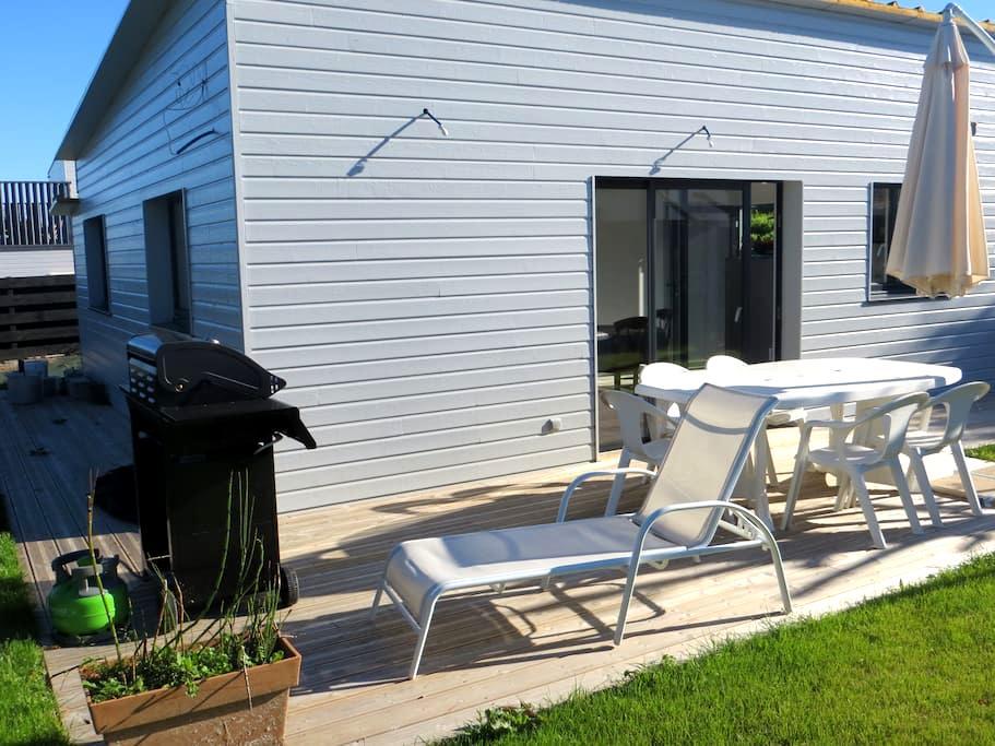 petite maison idéale pour vacances au calme - Trebeurden - House