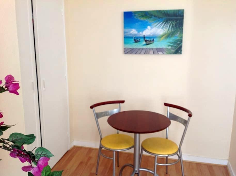 Studio Plein centre à Morlaix - Morlaix - Apartment
