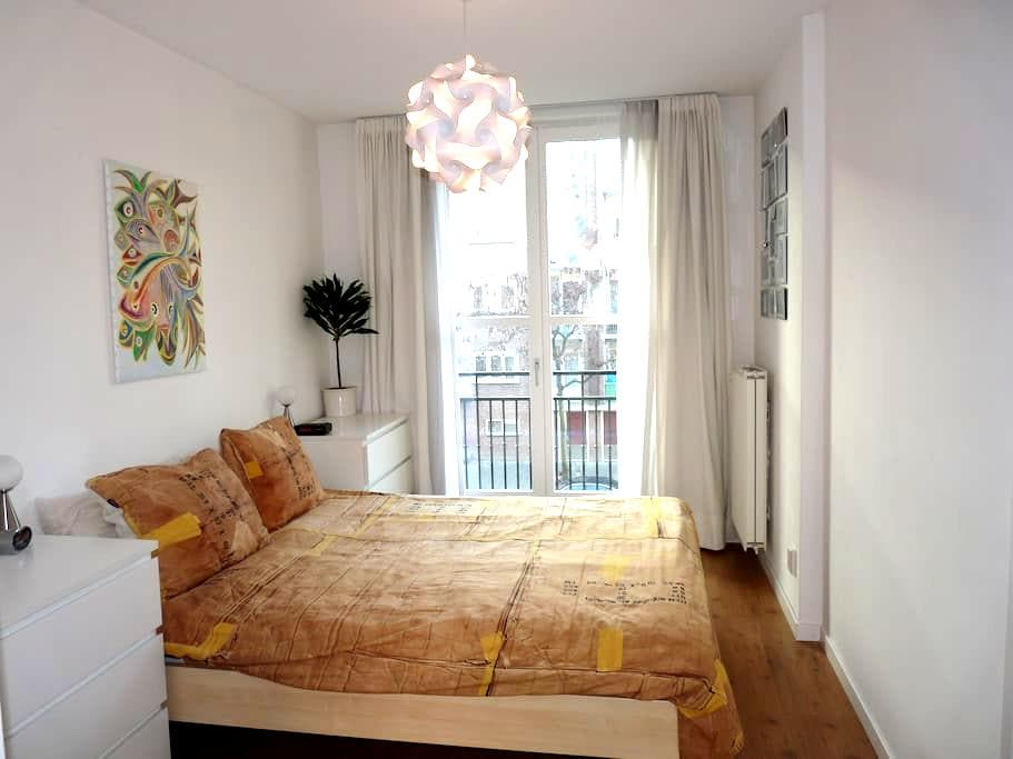 Light, fully decorated & comfortable apartment! - Amsterdam - Byt