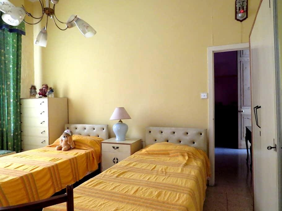 2 beds, bedroom in the heart of the Capital City. - Valletta - Dom