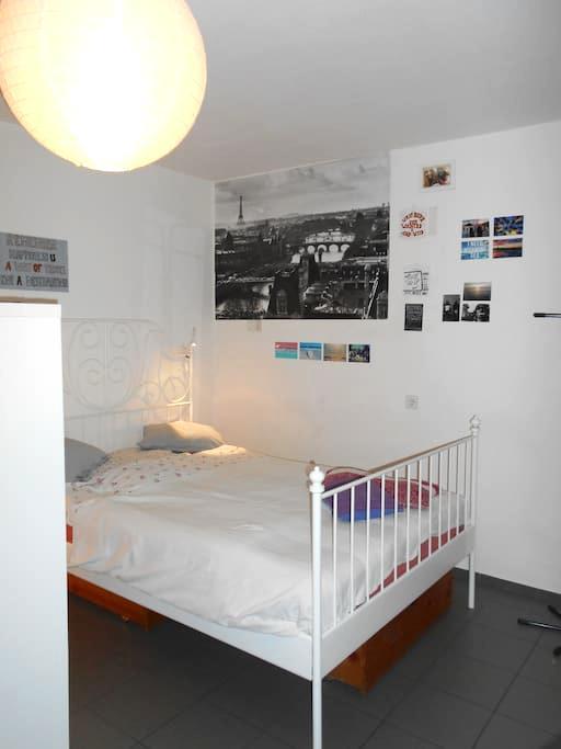 Cozy room in central Freiburg - Freiburg im Breisgau - Wohnung
